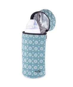8805-Baby-bottle-holder-with-thermal-interior-Flower-Grey-Open.jpg