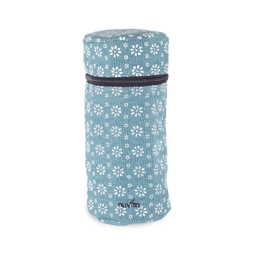 8805-Baby-bottle-holder-with-thermal-interior-Flower-Grey.jpg