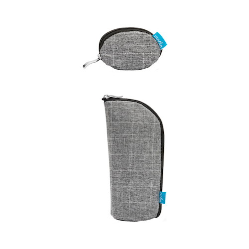8806-Pacifier-pocket-and-multipurpose-pouch-Checkered-Grey